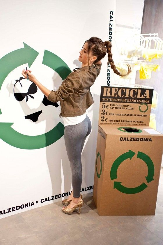 Malena CostaMalena Costa Recycle