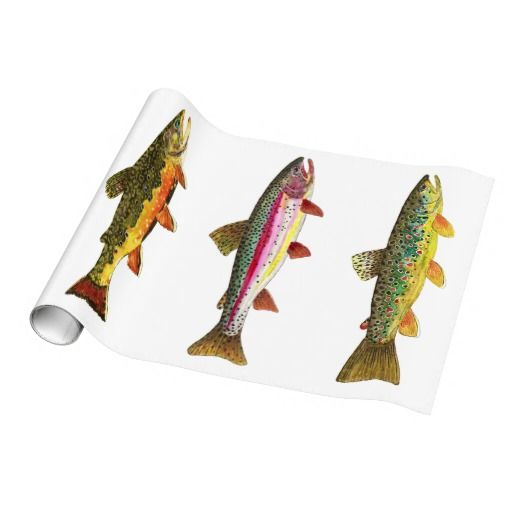 Trout fly fishing for Fly fishing gifts