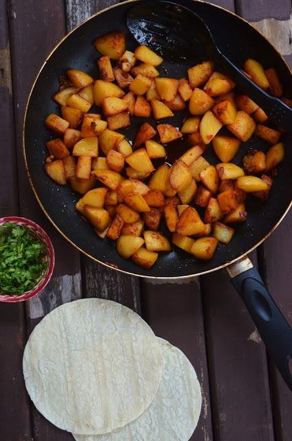 Costa Rican Potatoes (Gallitos De Papa) Recipes — Dishmaps