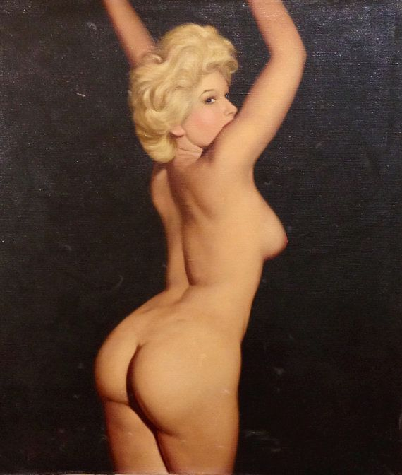 Nude women in their fifties all