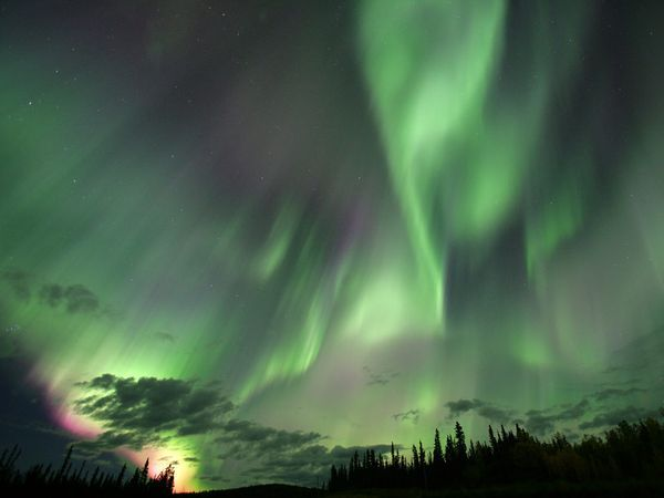 two in one- Canada and Aurora Borealis...bucket list