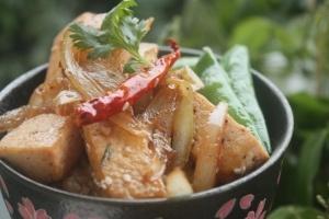 Caramelized Tofu   Recipes to Try   Pinterest