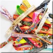 colorful bracelets *bbbrasil*