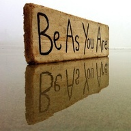 You are amazing just the way you are!