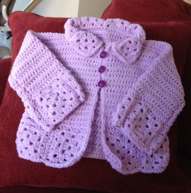 Easy Baby Sweater Patterns - Bing images