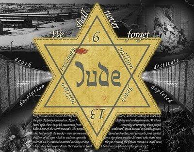 holocaust memorial day symbols