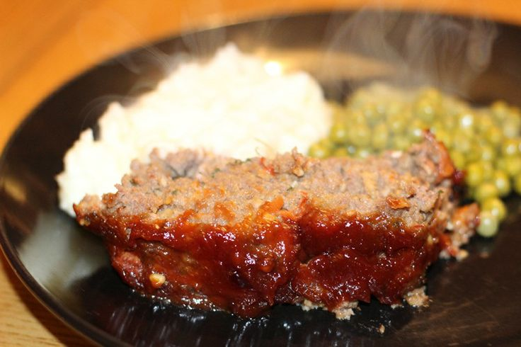 BeautyFash {from Sequins to Cilantro!}: Sweet and Savory Meatloaf