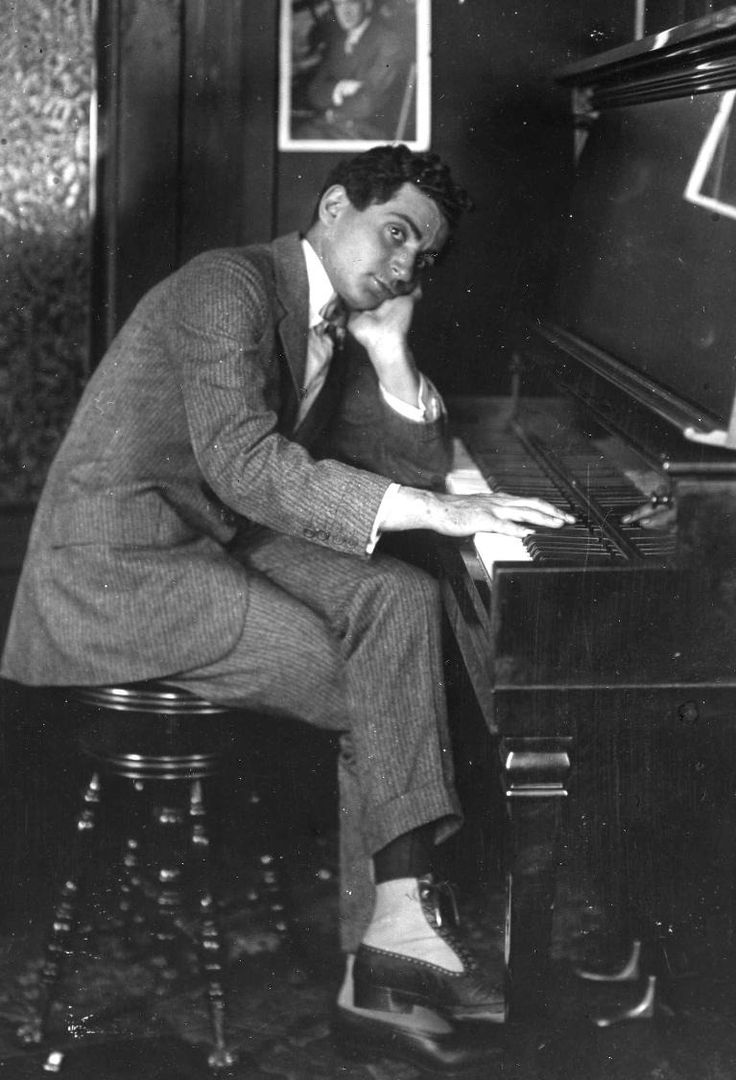 Biography Irving Berlin An American Song Details
