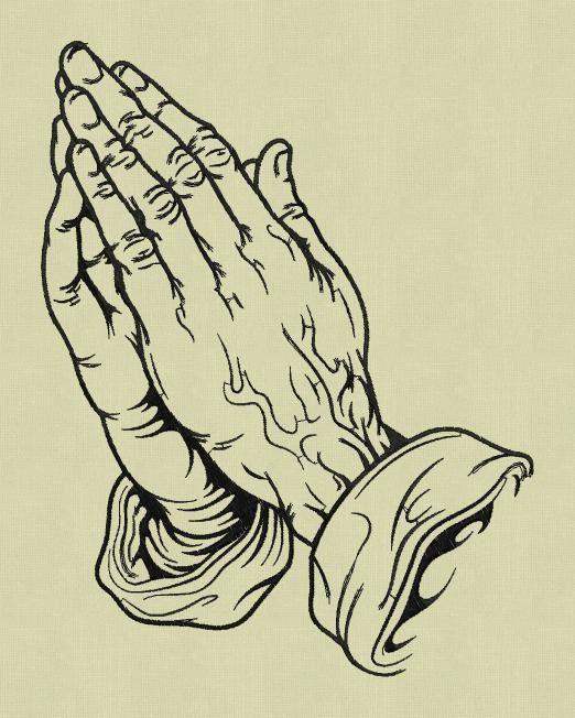 praying hands | Craft ideas | Pinterest