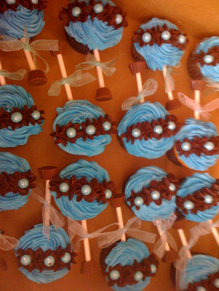 Baby Shower cupcakes community baby shower food ideas ...