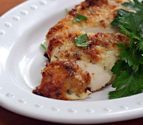 Parmigiano Panko Chicken Honey Biscuits Recipes — Dishmaps