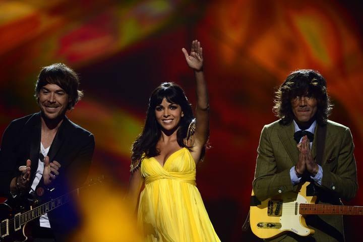 festival eurovision españa cartel