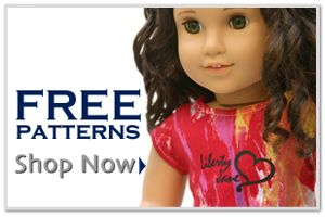 """Free Doll Clothes Patterns 