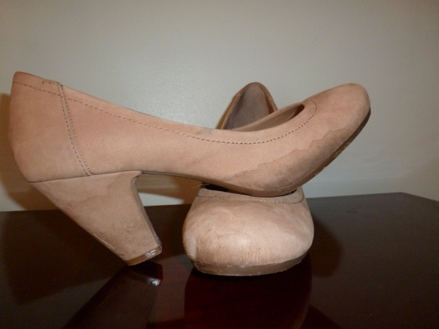 how to take care of suide shoes