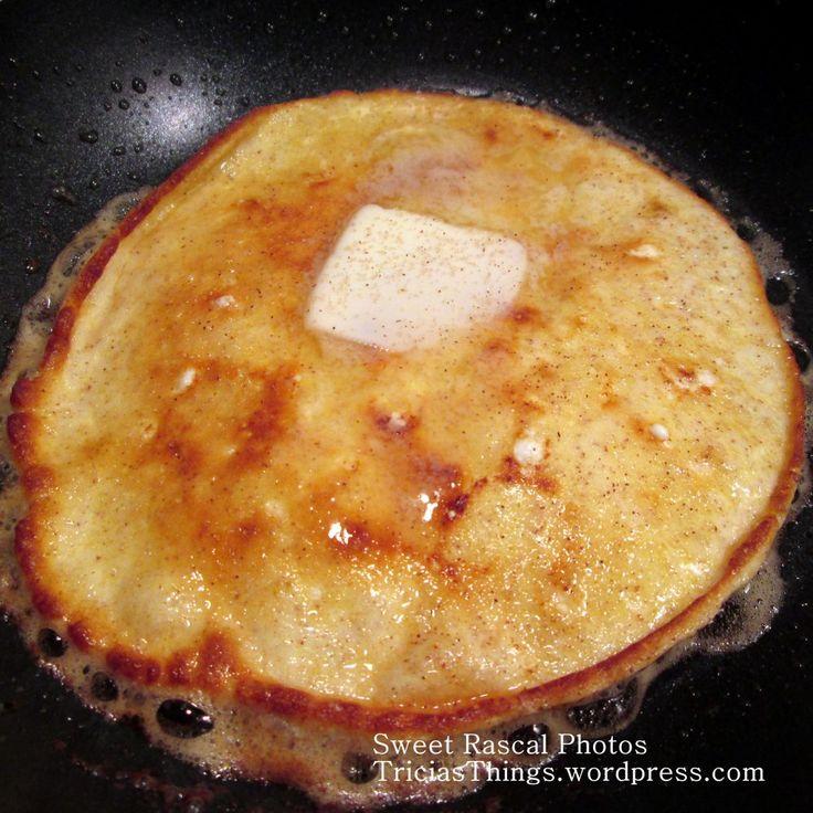 Recipes: Cream Cheese Pancakes {Gluten-free Wheat-Free Grain-free}