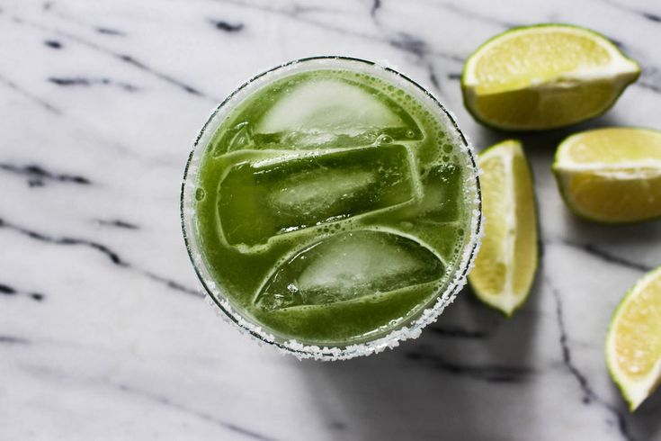 Cucumber Margarita | sittin on the dock | Pinterest