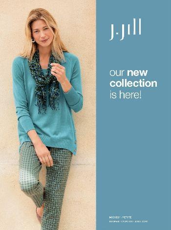 J Jill J. Jill's new fall c...