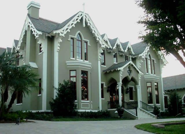 Gothic Revival Paint Colors Dream Home Ideas Pinterest