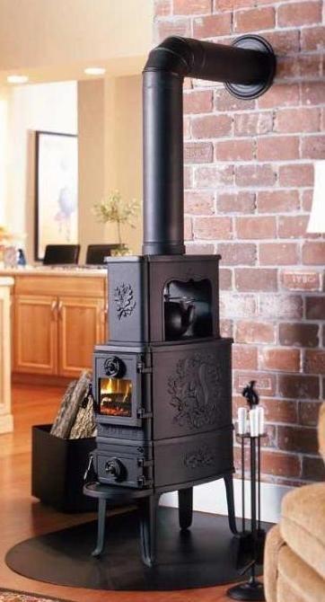 Morso 2B Classic wood stove