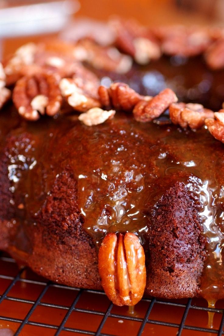 Chocolate Bourbon Cake | Chocolate Understands! | Pinterest