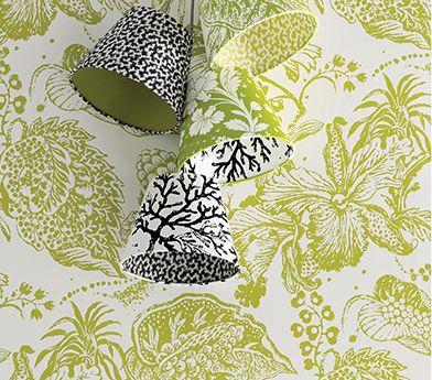 papier peint fleuri Lorca La Favourite  Brands we love (and stock ...