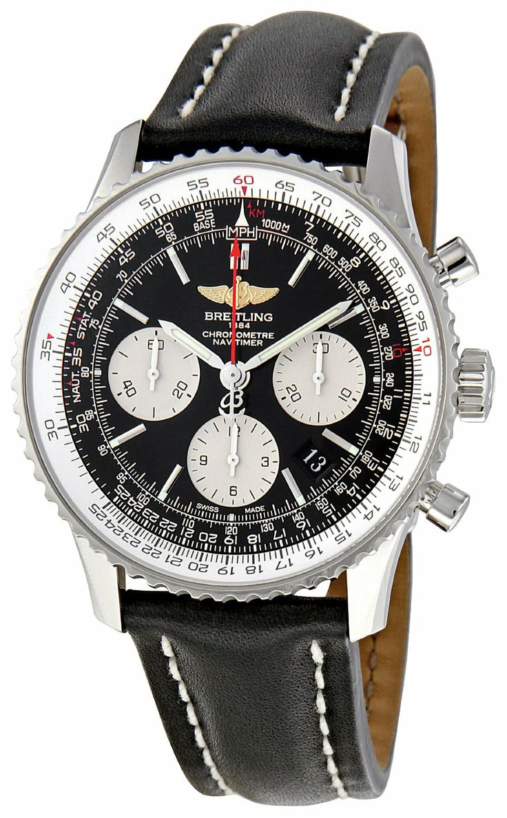 Breitling navitimer by blaken watches pinterest for Watches breitling