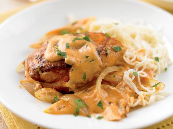 Chicken Paprikash | Cooking | Pinterest