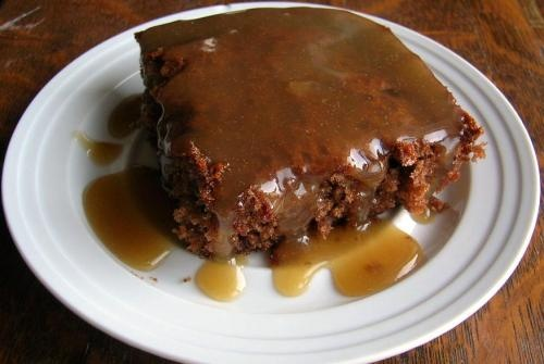 KENTUCKY'S WOODFORD PUDDING