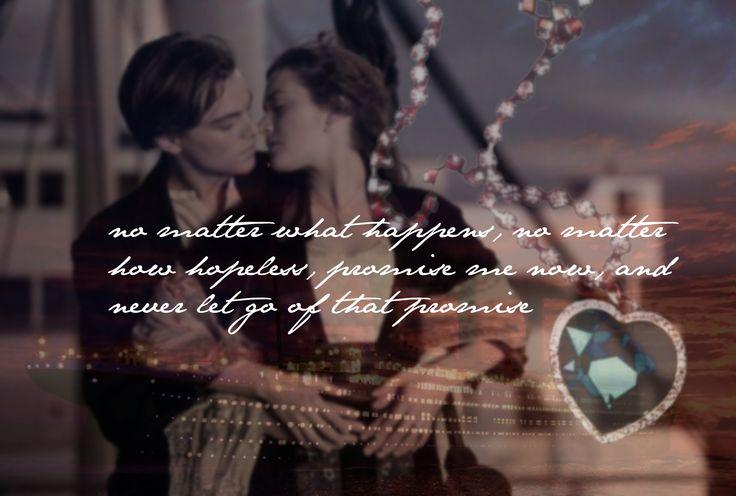"Never Let Go"" made by me! #Titanic #Jack_Dawson #Rose_DeWitt_Bukater"