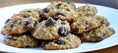 Banana Oatmeal Chip Cookies... made with Agave! (103 Calories) | Honey ...