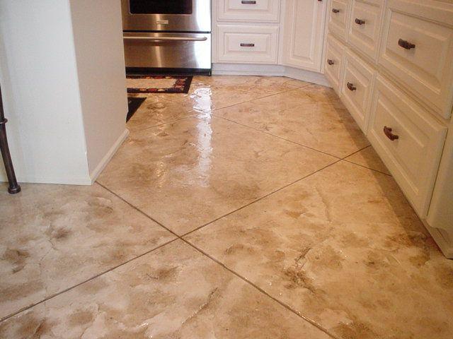 Comconcrete Kitchen Floor : concrete kitchen floor - Google Search  Kitchens  Pinterest