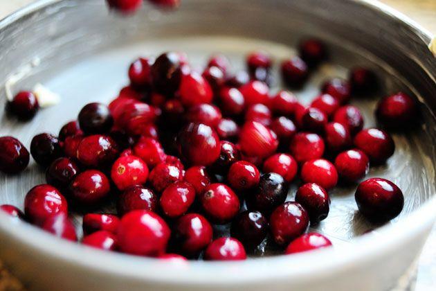 Nantucket Cranberry Pie | Recipe