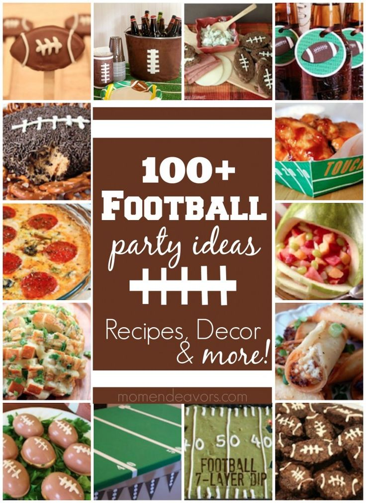 Football Recipes & P
