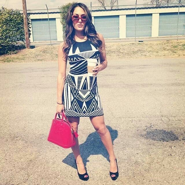 Nikki Bella Nikki Bella Wwe Pinterest: nikki bella fashion style