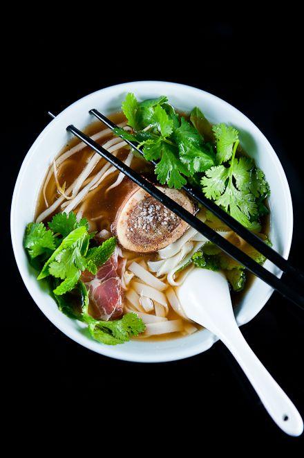 Pho Bo / Zen Can Cook | Ethnic Foods | Pinterest