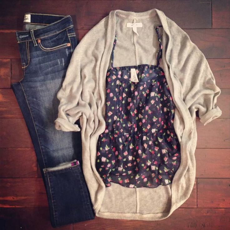 cute outfit with cardigan my style pinterest