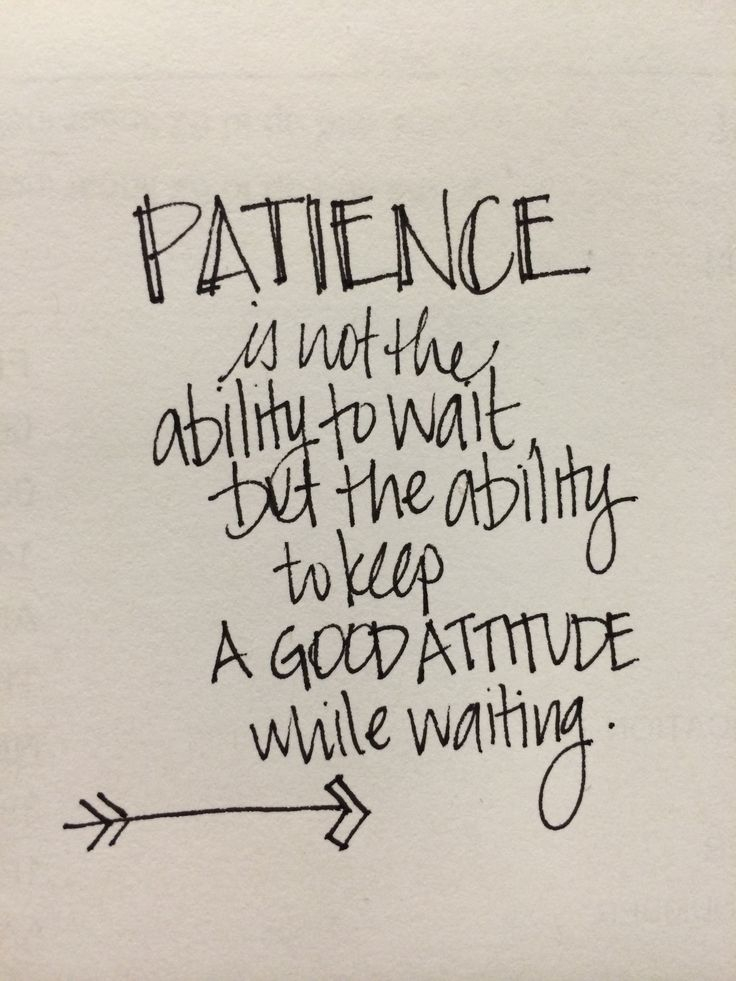Spiritual Quotes On Patience. QuotesGram