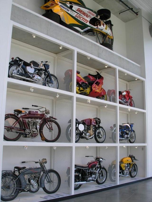 dream garage... Transportation Pinterest