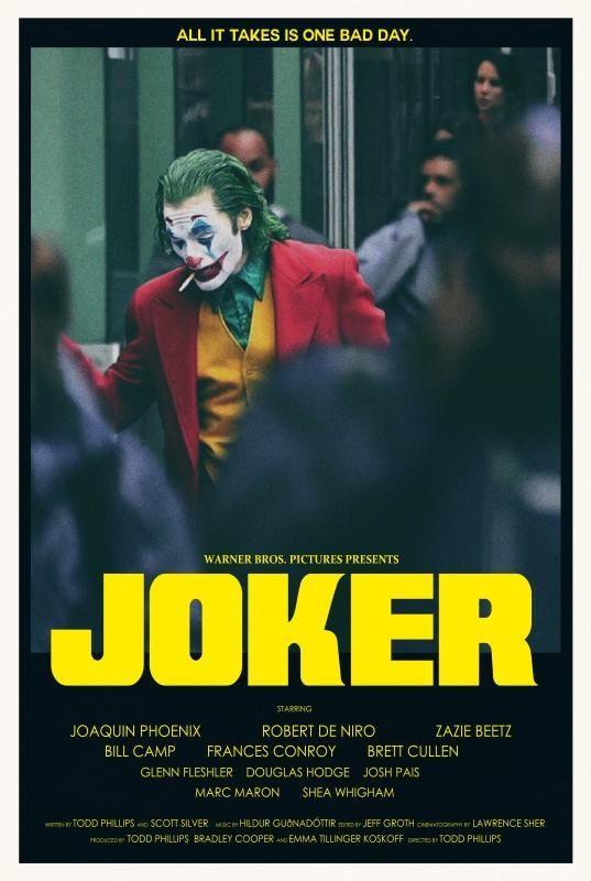 ジョーカー 映画 ポスター