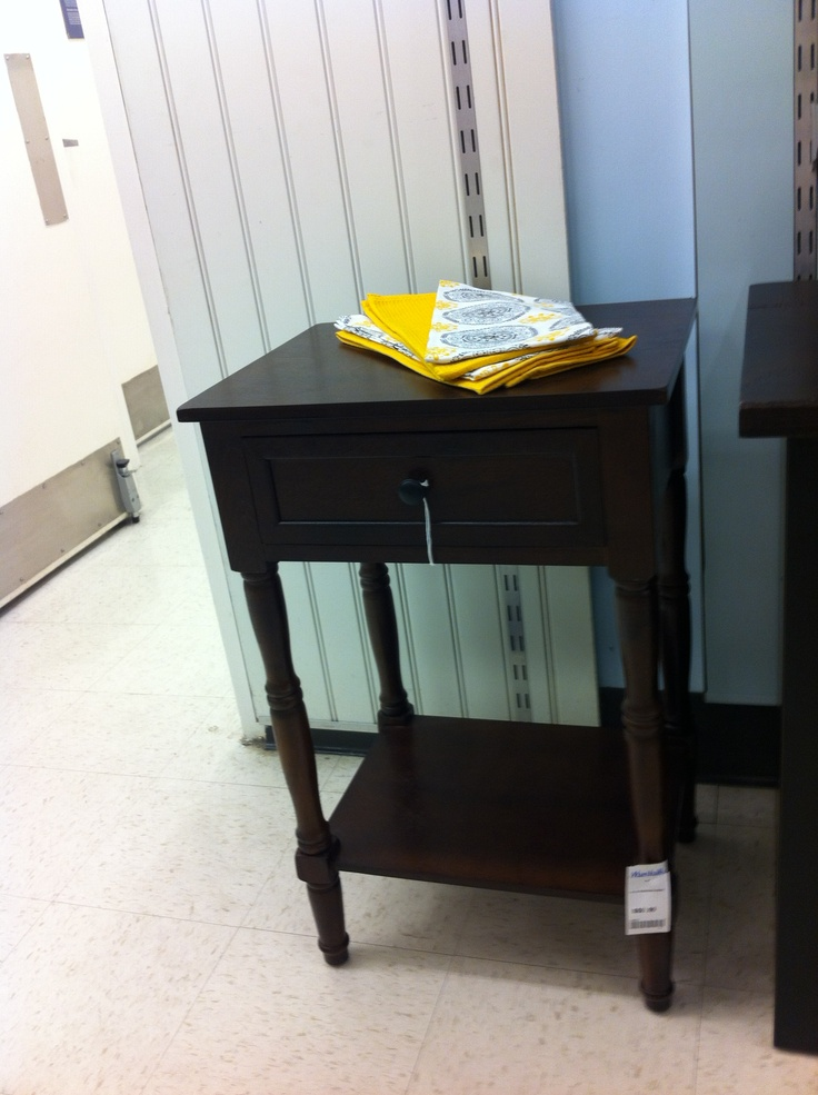 Side table from Marshalls