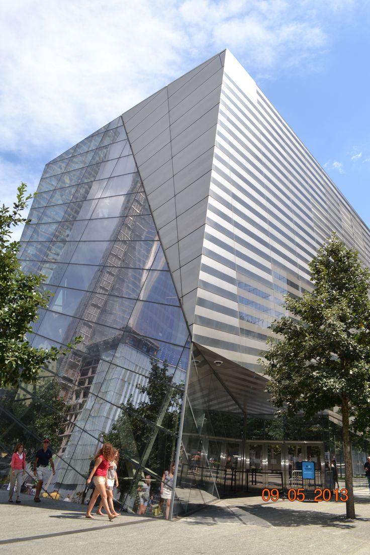 11 Museum at Ground Zero