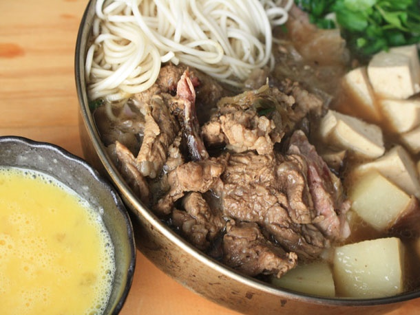 The Nasty Bits: Beef Trim Sukiyaki | Foodie | Pinterest
