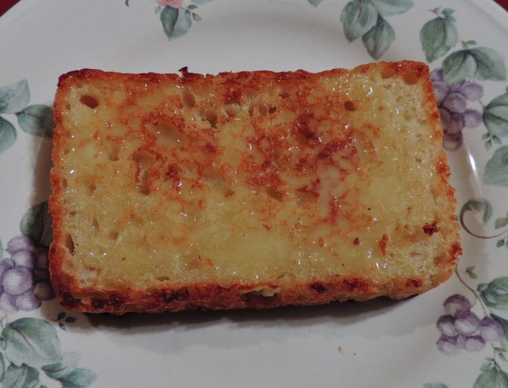 English Muffin Bread - Five ingredients, mixed together with a spoon ...