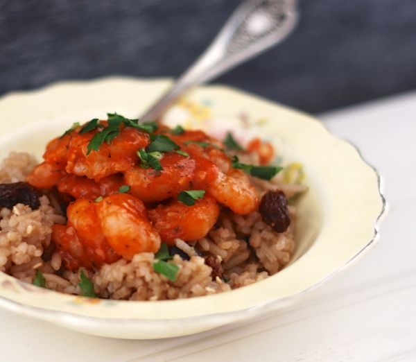whiskey shrimp and Coke-a-cola rice | Here Fishy Fishy and Yummy Seaf ...