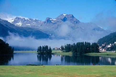 St. Moritz - Suiza