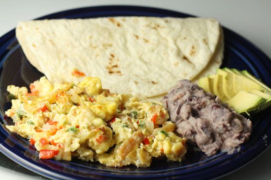Tex-Mex Migas | Recipe