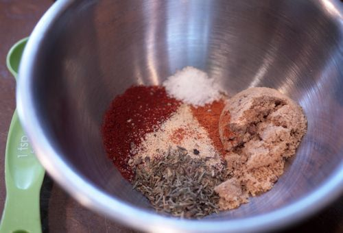Sweet and Spicy Dry Rub | Food And Drink | Pinterest