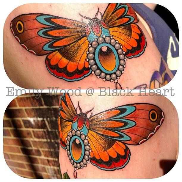 south shore tattoo co mike nomy traditional old school moth tattoo tattoos pinterest moth tattoo moth and traditional