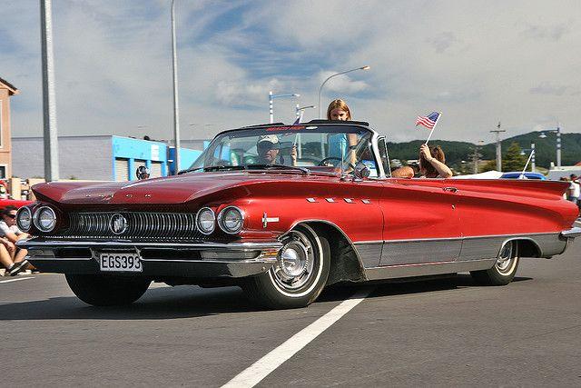 1960 buick electra convertible - photo #46