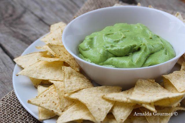 Arnalda Gourmet - guacamole light | Ricette | Pinterest